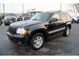 2010 Jeep Grand Cherokee Brilliant Black Crystal Pearl