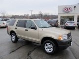 2003 Harvest Gold Metallic Ford Explorer XLS 4x4 #42188282