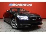 2011 Black Sapphire Metallic BMW 3 Series 328i Convertible #42188283