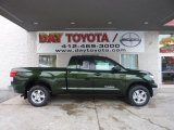 2011 Spruce Green Mica Toyota Tundra Double Cab 4x4 #42187871