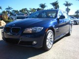 2011 Deep Sea Blue Metallic BMW 3 Series 328i Sedan #42187878