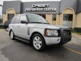 2005 Zambezi Silver Metallic Land Rover Range Rover HSE #42188311