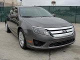 2011 Sterling Grey Metallic Ford Fusion SE #42188117