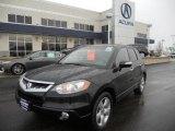 2008 Nighthawk Black Pearl Acura RDX  #42188572