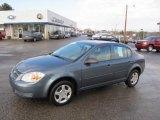 2007 Blue Granite Metallic Chevrolet Cobalt LS Sedan #42244072