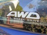Subaru Forester 2001 Badges and Logos