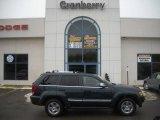 2006 Deep Beryl Green Pearl Jeep Grand Cherokee Overland 4x4 #42243739