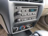 2002 Chevrolet Cavalier Sedan Controls