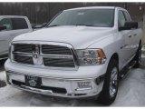 2011 Bright White Dodge Ram 1500 Big Horn Quad Cab 4x4 #42244109