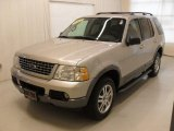 2003 Silver Birch Metallic Ford Explorer XLT 4x4 #42244155
