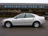2008 Brilliant Silver Metallic Ford Fusion SE #42243961