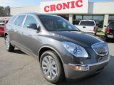 2011 Cyber Gray Metallic Buick Enclave CXL #42243801