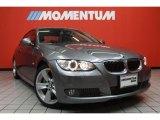 2010 Space Gray Metallic BMW 3 Series 335i Coupe #42244006