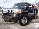 2009 All-Terrain Blue Hummer H3 T #42244234