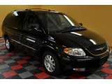 2003 Chrysler Town & Country Brilliant Black Pearl