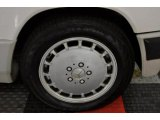 Mercedes-Benz 190 Class 1990 Wheels and Tires