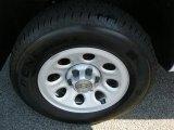 2011 Chevrolet Silverado 1500 Crew Cab Wheel