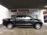 2011 Black Toyota Tundra Platinum CrewMax 4x4 #42295792
