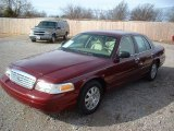 2006 Ford Crown Victoria LX Data, Info and Specs