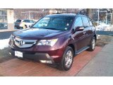 Acura MDX 2008 Data, Info and Specs