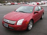 Ford Fusion 2007 Data, Info and Specs