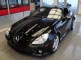 2006 Mercedes-Benz SLK Obsidian Black Metallic