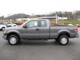 2011 Sterling Grey Metallic Ford F150 XL SuperCab 4x4 #42313882