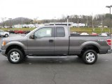 2011 Sterling Grey Metallic Ford F150 XLT SuperCab 4x4 #42313884