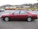 2001 Cadillac DeVille DTS Sedan