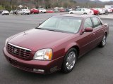 Cadillac DeVille 2001 Data, Info and Specs