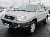 2004 Pewter Hyundai Santa Fe LX 4WD #42314060