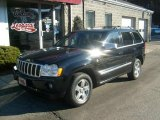 2006 Black Jeep Grand Cherokee Overland 4x4 #42327011