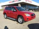 2011 Barcelona Red Metallic Toyota RAV4 I4 #42327013