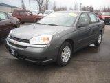 2005 Medium Gray Metallic Chevrolet Malibu LS V6 Sedan #42327203