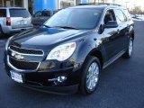 2010 Black Chevrolet Equinox LT #42326647