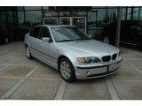 2003 Titanium Silver Metallic BMW 3 Series 325i Sedan #4227600