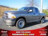 2011 Mineral Gray Metallic Dodge Ram 1500 ST Quad Cab #42326848