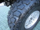 Hummer H1 1993 Wheels and Tires