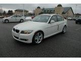 2009 Alpine White BMW 3 Series 335i Sedan #4227513