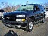 2005 Black Chevrolet Tahoe Z71 4x4 #42326876