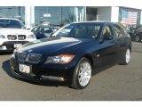 2008 Jet Black BMW 3 Series 335xi Sedan #42326722