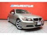 2008 Platinum Bronze Metallic BMW 3 Series 335i Sedan #42327099