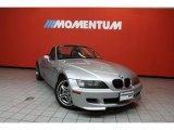 2002 BMW M Titanium Silver Metallic