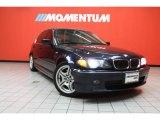 2004 Orient Blue Metallic BMW 3 Series 330i Sedan #42327104