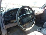 1996 Ford F150 XLT Extended Cab Dashboard