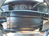 1996 Ford F150 XLT Extended Cab Controls