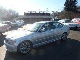 2003 Titanium Silver Metallic BMW 3 Series 330xi Sedan #42326933