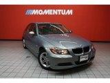 2008 Arctic Metallic BMW 3 Series 328xi Sedan #42327111