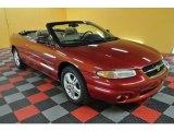 1997 Chrysler Sebring Candy Apple Red Pearl