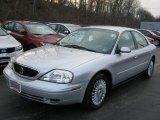 2000 Silver Frost Metallic Mercury Sable GS Sedan #42327332